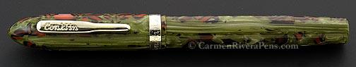 Conklin Nozac Rain Forest Fountain Pen