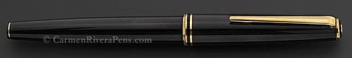 Montblanc Generation Black Fountain Pen