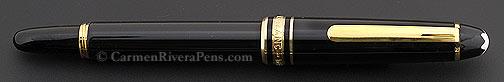 Montblanc Mozart Black Fountain Pen