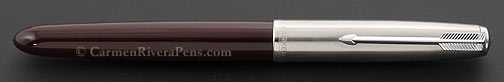 Parker 51 Burgundy Aerometric Fountain Pen