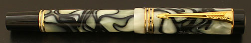 parker-duofold-norman-rockwell-fountain-pen-limited-edition-1