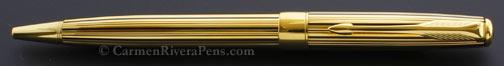 Parker Sonnet Premier Athenes Gold Ballpoint Pen
