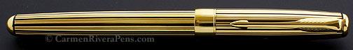 Parker Sonnet Premier Athenes Gold Fountain Pen
