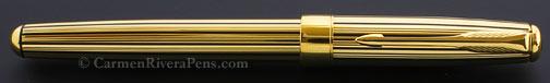 Parker Sonnet Premier Athenes Gold Rollerball Pen
