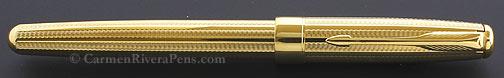Parker Sonnet Premier Gold Cascade Fountain Pen
