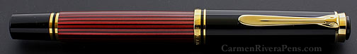 Pelikan M400 Red Stripe Fountain Pen