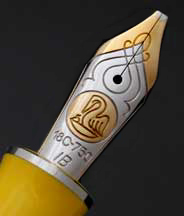 pelikan-toledo-m910-yellow-fountain-pen-4