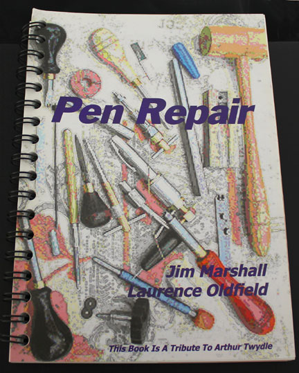 pen-repair-book-jim-marshall-laurence-oldfield-pencil-fountain-ballpoint-rollerball