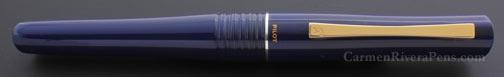 Pilot Bamboo Blue Fountain Pen