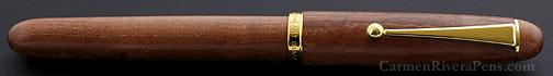 Pilot Custom Art Craft Maple Wood Fountain Pen