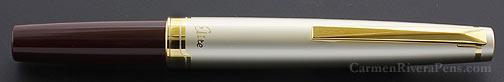 Pilot Elite E95S Deep Red Fountain Pen