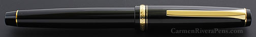 Pilot Falcon Black Fountain Pen