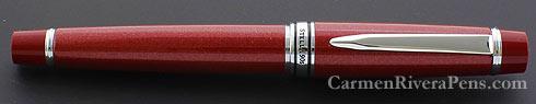 Pilot Stella Stargazer 90s Ruby Red Fountain Pen