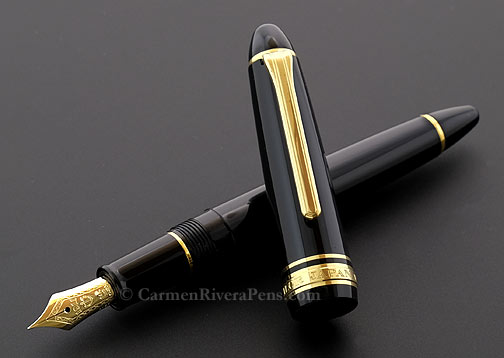 Sailor 1911 Standard Black Fountain Pen