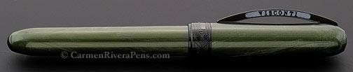 Visconti Rembrandt Rainforest Fountain Pen